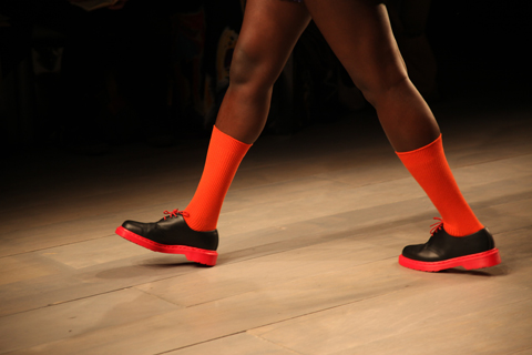 Cassette Playa A/W 2011. Photography by Amelia Gregory