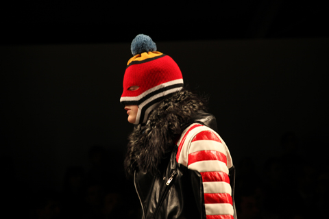 KTZ A/W 2011. Photography by Amelia Gregory.