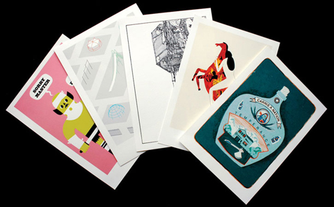 Somerset House Print Collection by Hermit Editions