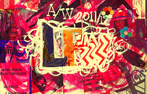title - lfw aw11 - jenny robins