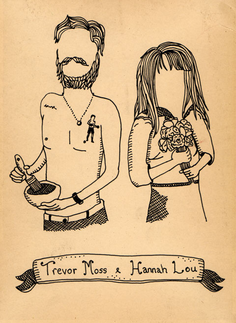 Trevor Moss and Hannah-Lou by Sarah Matthews