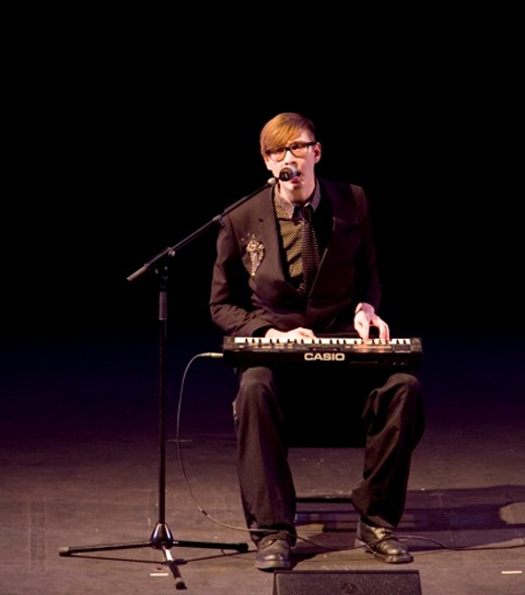 11. Simon Bookish. MST, Barbican 2011