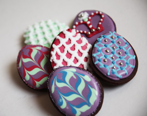 Biscuiteers Easter Egg Biscuits mini collection
