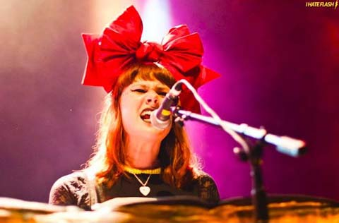 Kate Nash in Tour de Force