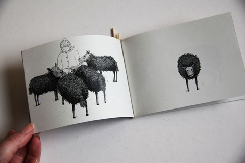 Katie Green Sheep