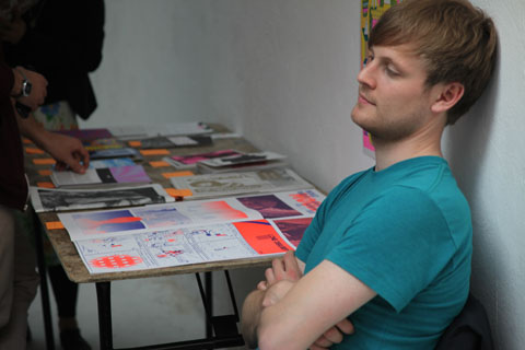 London Zine Symposium 2011 Photography by Amelia Gregory Landfill Editions