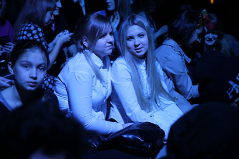 Moscow Mercedes Benz Fashion Week Russia Photography by Amelia Gregory