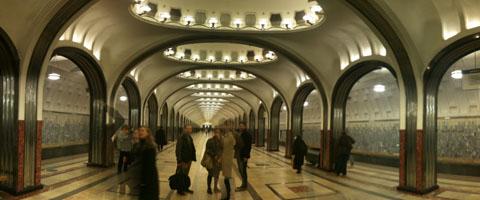 Moscow BC 2011-Metro