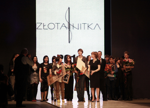 Golden Thread Award Fashion Week Poland AW 2011