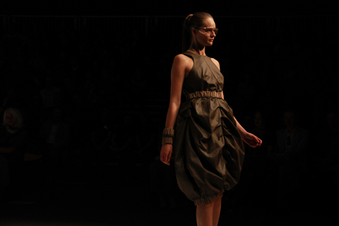 Igor Galas Golden Thread Fashion Week Poland AW 2011