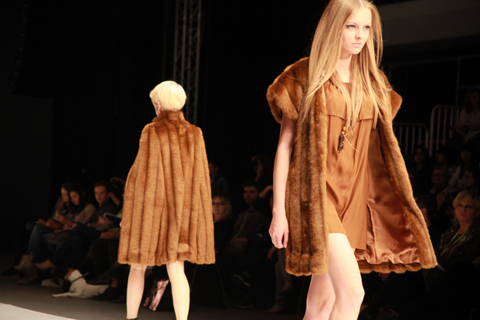 Natalia Jaroszewska Fashion Week Poland AW 2011