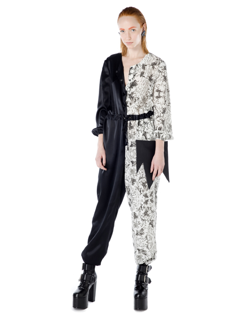 RH Label AW 2011 jumpsuit