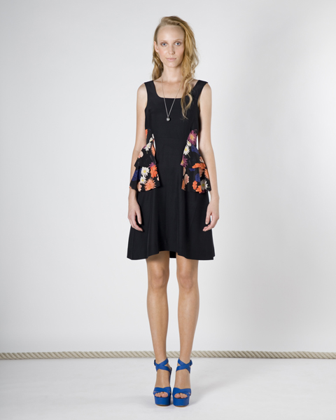 RH Label SS 2011 dress