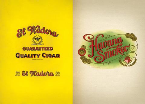 Scripts - havana cigars