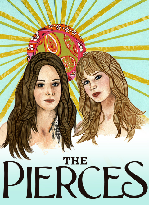 The Pierces by Laura Warecki