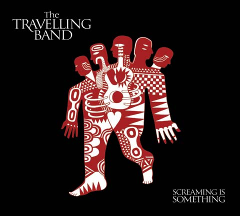 The Travelling Band album front cover