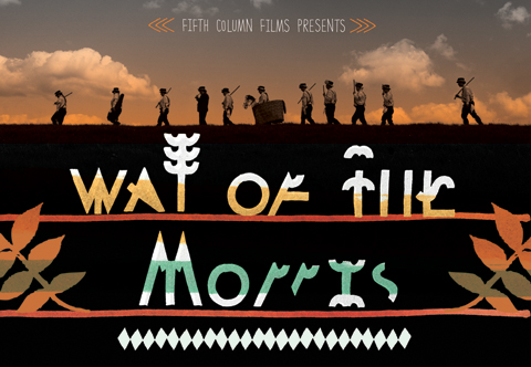 Way of the Morris poster