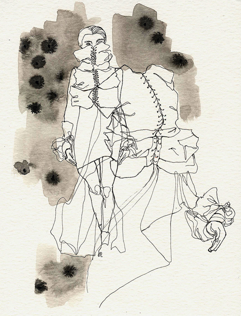 Anna Shwamborn by Sandra Contreras