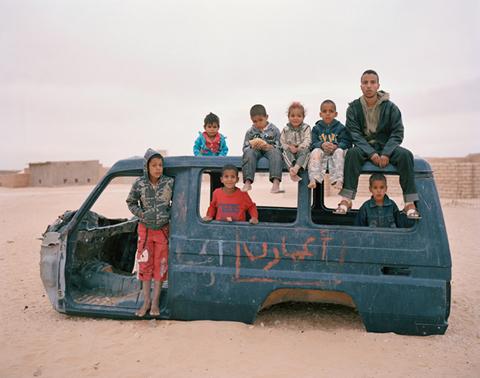 Bernat Millet Saharawis sahara