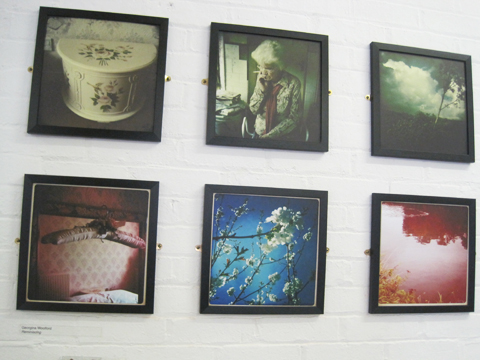 Burton and South Derbyshire photography graduate exhibition 2011 Georgina Woolford