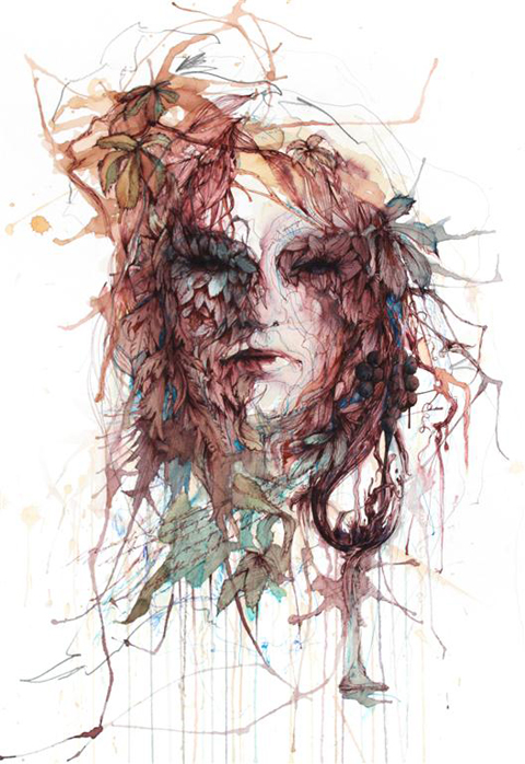 Carne Griffiths the-vine