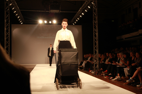Central Saint Martins Ba Show 2011-James Nolan photography by Amelia Gregory