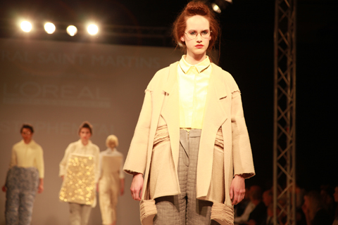 Central Saint Martins Ba Show 2011-Steven Tai photography by Amelia Gregory