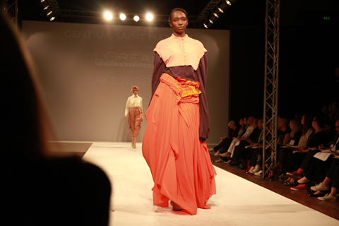 Central Saint Martins Ba Show 2011-Jake Wiseman photography by Amelia Gregory