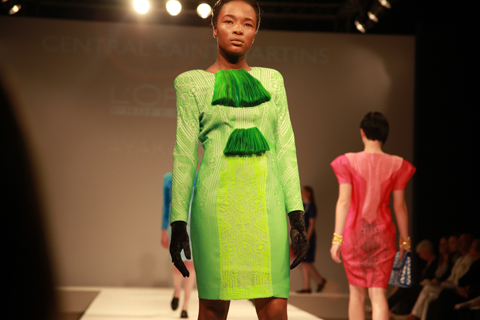 Central Saint Martins Ba Show 2011-Ayako Ohori photography by Amelia Gregory