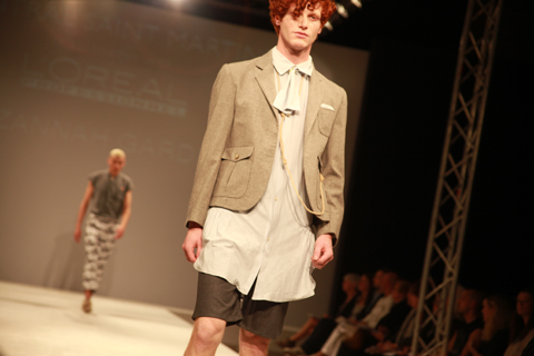 Central Saint Martins Ba Show 2011-Suzannah Gardner photography by Amelia Gregory