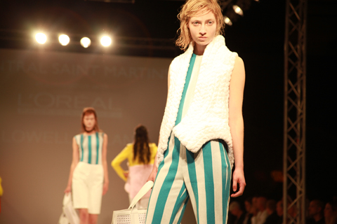 Central Saint Martins Ba Show 2011-Lowell Delaney photography by Amelia Gregory