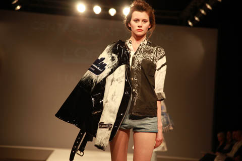 Central Saint Martins Ba Show 2011-Lucie Sutton photography by Amelia Gregory