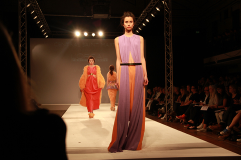 Central Saint Martins Ba Show 2011-Juhee Han photography by Amelia Gregory
