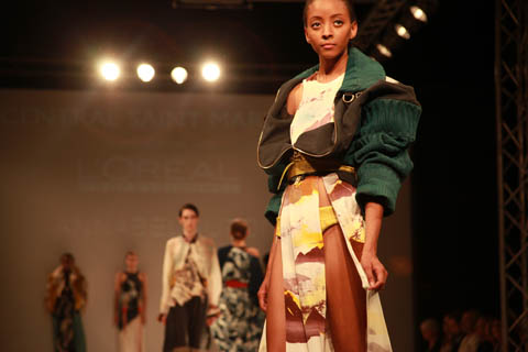 Central Saint Martins Ba Show 2011-Annabel Luton photography by Amelia Gregory