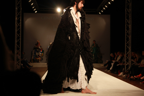 Central Saint Martins Ba Show 2011-Ryohei Kawanishi photography by Amelia Gregory