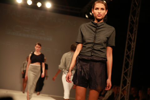 Central Saint Martins Ba Show 2011-Christopher Tai photography by Amelia Gregory