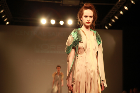 Central Saint Martins Ba Show 2011-Ondrej Adamek photography by Amelia Gregory