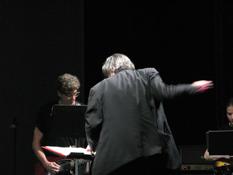 Glenn Branca by Laura Lotti