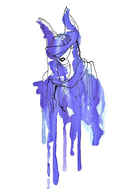 Gazelle Twin by Lea Rimoux