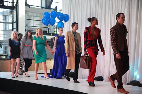 Havering graduate fashion show 2011