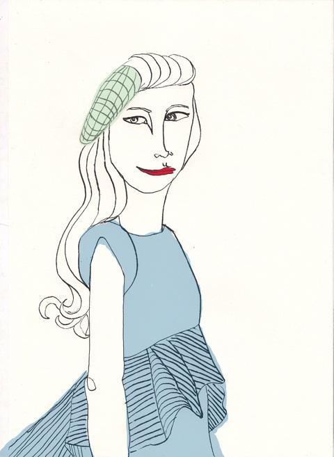 I Love Lowie handmade ethical clothing, Kathryn Edwards