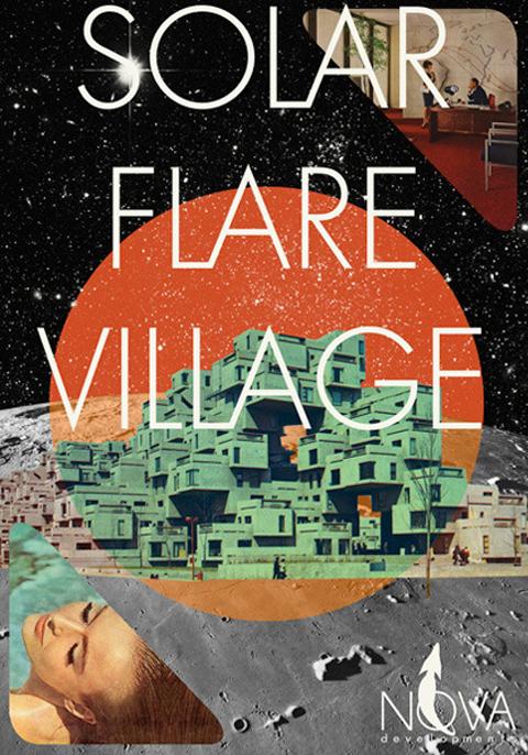 Jack Hughes Solar Flare Village