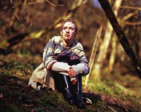 Jodie Herbage girl woods