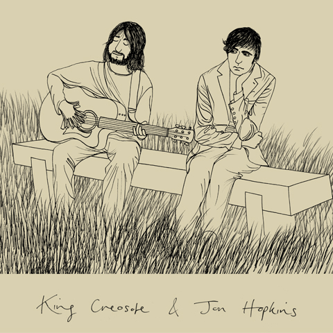 King Creosote and Jon Hopkins by Rosemary Cunningham