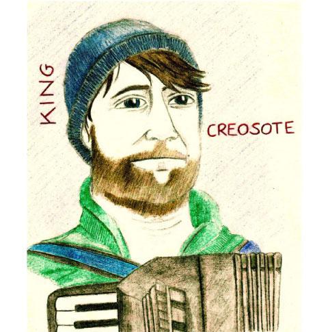 King Creosote by Victoria Haynes