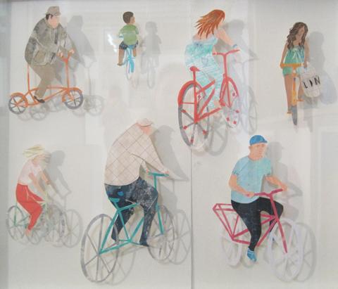 Kingston Illustration graduate exhibition 2011 Abigail Read