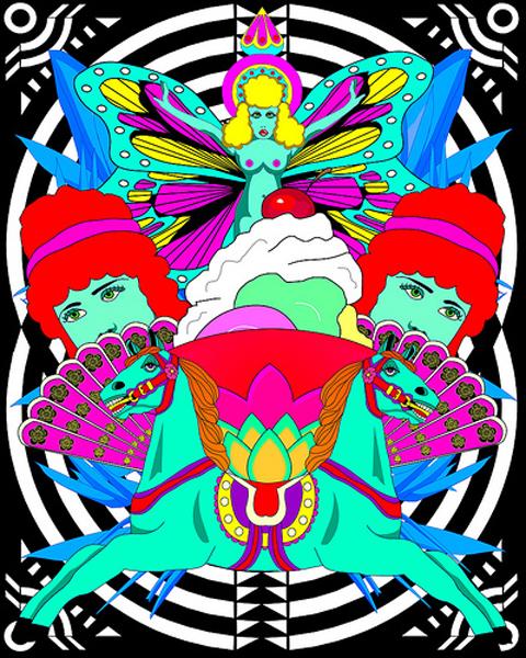 LSDiva by Tiff McGinnis
