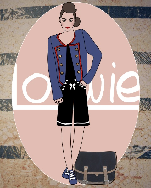 Lowie by Avril Kelly
