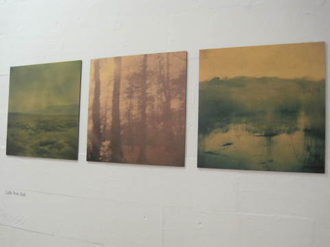 Nottingham Trent photography graduate exhibition 2011 Lydia Anne Stott