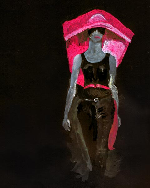 Paul Stafford by Lorna Scobie
